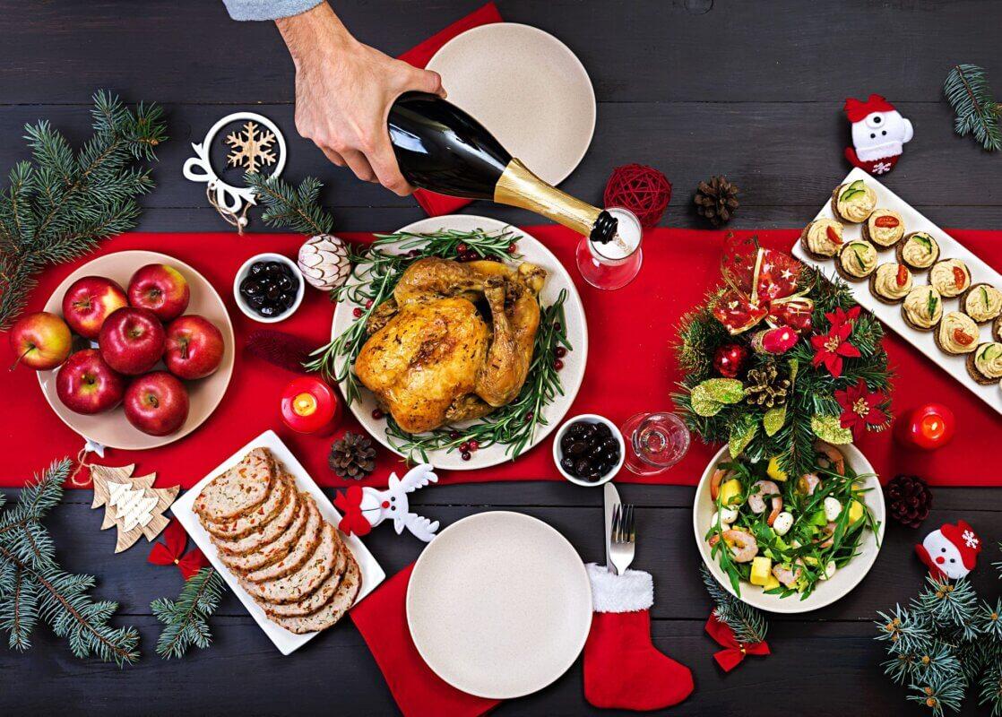 Συμβουλές για τη διατροφή τα Χριστούγεννα